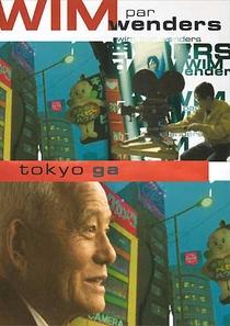 Tokyo Ga - Poster / Capa / Cartaz - Oficial 1