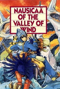 Nausicaä do Vale do Vento - Poster / Capa / Cartaz - Oficial 17