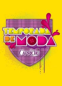 Temporada de Moda Capricho (1ª Temporada) - Poster / Capa / Cartaz - Oficial 1