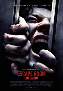 Escape Room - Poster / Capa / Cartaz - Oficial 4