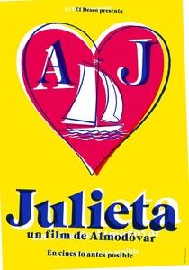 Julieta - Poster / Capa / Cartaz - Oficial 2