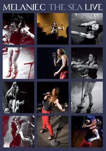 Melanie C - The Sea Live - Poster / Capa / Cartaz - Oficial 1
