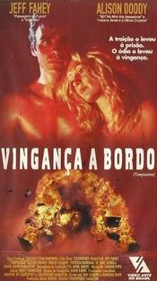 Vingança A Bordo - Poster / Capa / Cartaz - Oficial 1