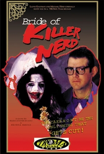 A Noiva do Killer Nerd - Poster / Capa / Cartaz - Oficial 1