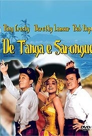 De Tanga e Sarongue - Poster / Capa / Cartaz - Oficial 1