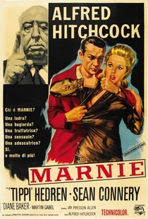 Marnie, Confissões de uma Ladra - Poster / Capa / Cartaz - Oficial 1