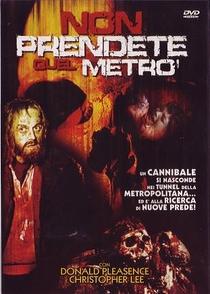 O Metrô da Morte - Poster / Capa / Cartaz - Oficial 8