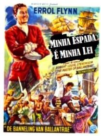 Minha Espada, Minha Lei - Poster / Capa / Cartaz - Oficial 2