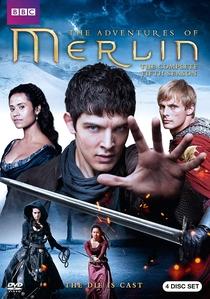 As Aventuras de Merlin (5˚ Temporada) - Poster / Capa / Cartaz - Oficial 2