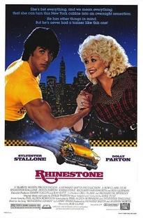 Rhinestone - Um brilho na noite - Poster / Capa / Cartaz - Oficial 2