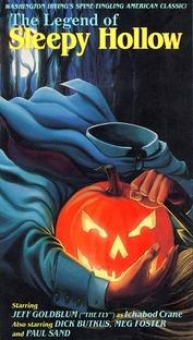 The Legend of Sleepy Hollow - Poster / Capa / Cartaz - Oficial 1