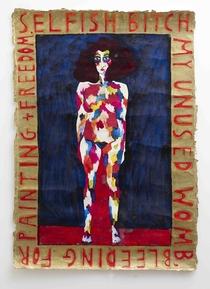 Josephine King: Selfish Bitch, Female Artist - Poster / Capa / Cartaz - Oficial 1