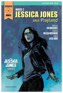 Jessica Jones (2ª Temporada) - Poster / Capa / Cartaz - Oficial 11