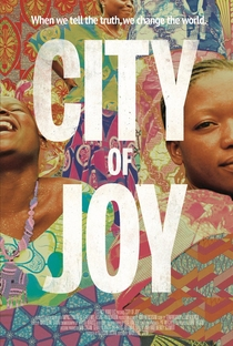 City of Joy - Onde Vive a Esperança - Poster / Capa / Cartaz - Oficial 2
