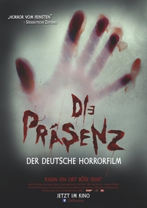 The Presence - Poster / Capa / Cartaz - Oficial 1