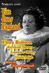 Fogo Sobre a Inglaterra - Poster / Capa / Cartaz - Oficial 4