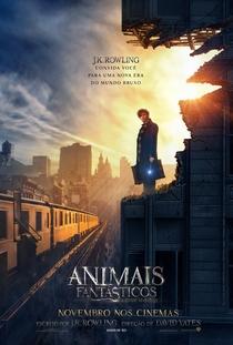 Animais Fantásticos e Onde Habitam - Poster / Capa / Cartaz - Oficial 2