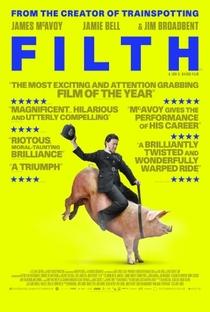 Filth - Poster / Capa / Cartaz - Oficial 7
