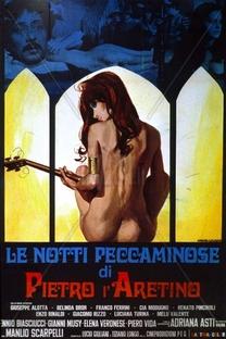 As Noites Pecaminosas de Aretino - Poster / Capa / Cartaz - Oficial 1