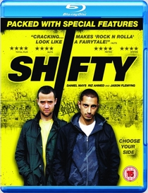Shifty - Poster / Capa / Cartaz - Oficial 2