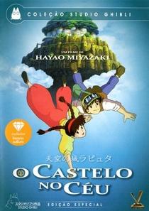 O Castelo no Céu - Poster / Capa / Cartaz - Oficial 49