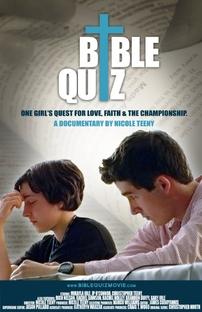 Teste da Bíblia - Poster / Capa / Cartaz - Oficial 1