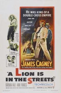 Um Leão Está nas Ruas - Poster / Capa / Cartaz - Oficial 1