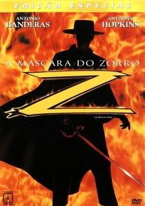 A Máscara do Zorro - Poster / Capa / Cartaz - Oficial 4