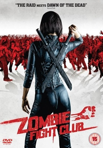 Zombie Fight Club - Poster / Capa / Cartaz - Oficial 4