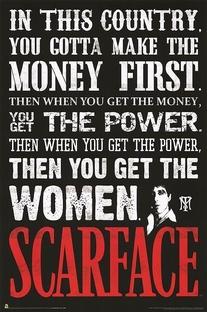 Scarface - Poster / Capa / Cartaz - Oficial 15