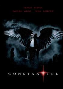 Constantine - Poster / Capa / Cartaz - Oficial 3