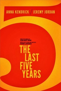Os Últimos 5 Anos - Poster / Capa / Cartaz - Oficial 3