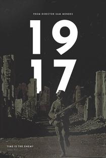 1917 - Poster / Capa / Cartaz - Oficial 6