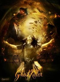 Ghostkiller - Poster / Capa / Cartaz - Oficial 1