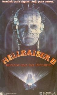 Hellraiser II - Renascido das Trevas - Poster / Capa / Cartaz - Oficial 12