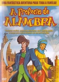A Profecia de Alhambra - Poster / Capa / Cartaz - Oficial 1