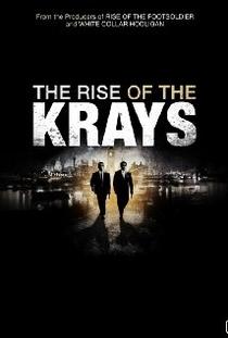 A Ascensão dos Krays - Poster / Capa / Cartaz - Oficial 2