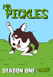 Mr. Pickles (1ª Temporada) - Poster / Capa / Cartaz - Oficial 2