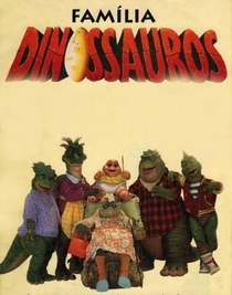 Família Dinossauros (1ª Temporada) - Poster / Capa / Cartaz - Oficial 1