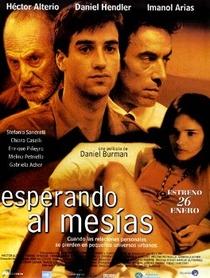 Esperando o Messias - Poster / Capa / Cartaz - Oficial 1