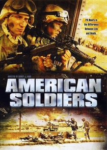 American Soldiers - A Vida em um Dia - Poster / Capa / Cartaz - Oficial 2