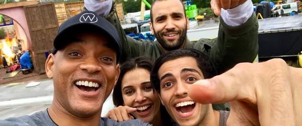4 fatos sobre o live-action de Aladdin