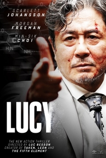 Lucy - Poster / Capa / Cartaz - Oficial 6