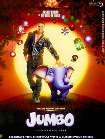 Jumbo - Poster / Capa / Cartaz - Oficial 2
