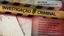 Investigação Criminal (1ª Temporada) - Poster / Capa / Cartaz - Oficial 4