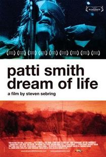 Patti Smith: Sonho de Vida - Poster / Capa / Cartaz - Oficial 1