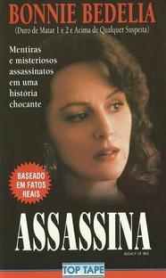 Assassina - Poster / Capa / Cartaz - Oficial 2
