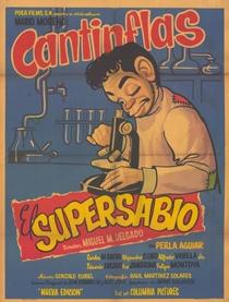 El supersabio - Poster / Capa / Cartaz - Oficial 1