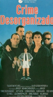 Crime Desorganizado - Poster / Capa / Cartaz - Oficial 1
