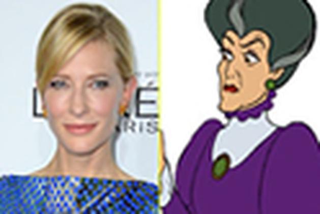 Cate Blanchett pode ser a madrasta de Cinderella, a terrível Lady Tremaine